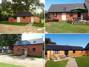 Self catering barns - Pyesmead Farm