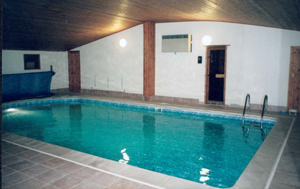 Swimming Pool at Pyesmeand Farm